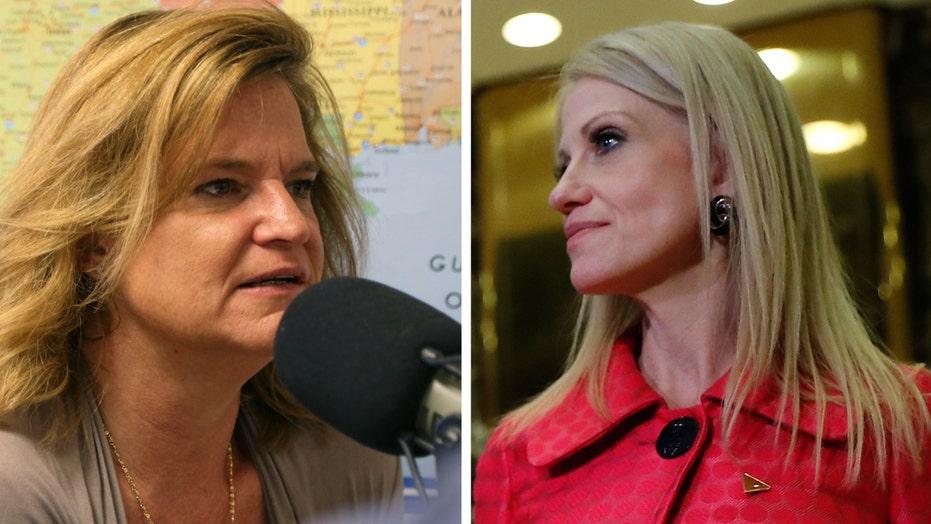 Argument erupts between Clinton and Trump staffers