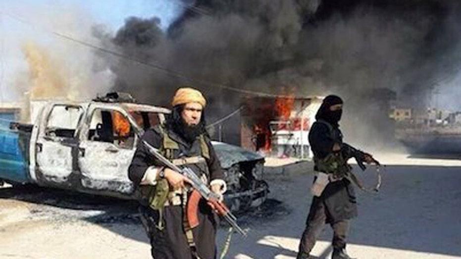 New warning ISIS may use car bomb terror attacks in Europe