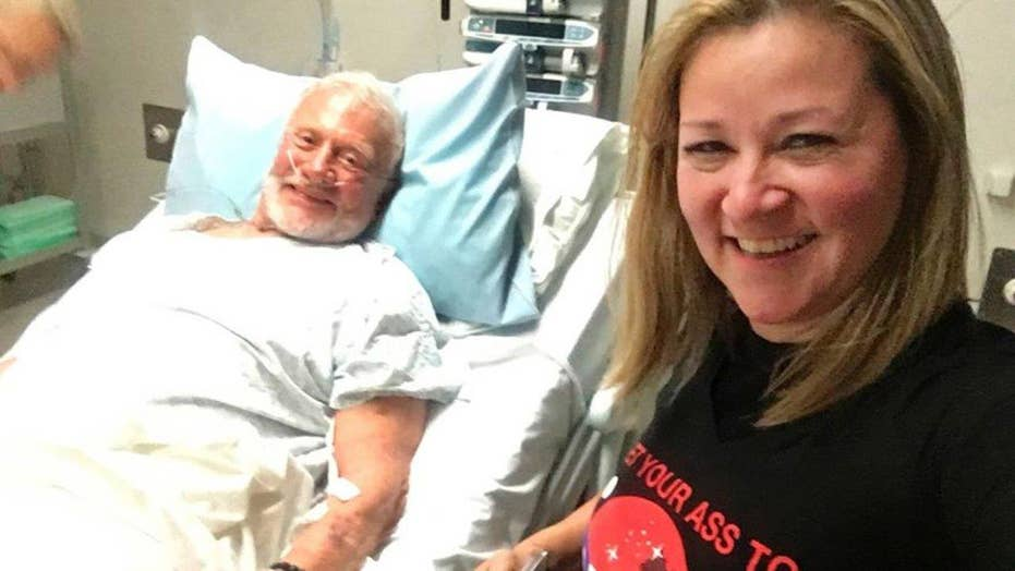Buzz Aldrin recovers in New Zealand after Antarctica scare