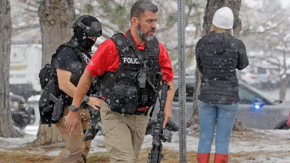 Parents disarm son who brought gun to Utah school
