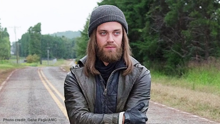 'Walking Dead' Actor Talks Zombie Survival