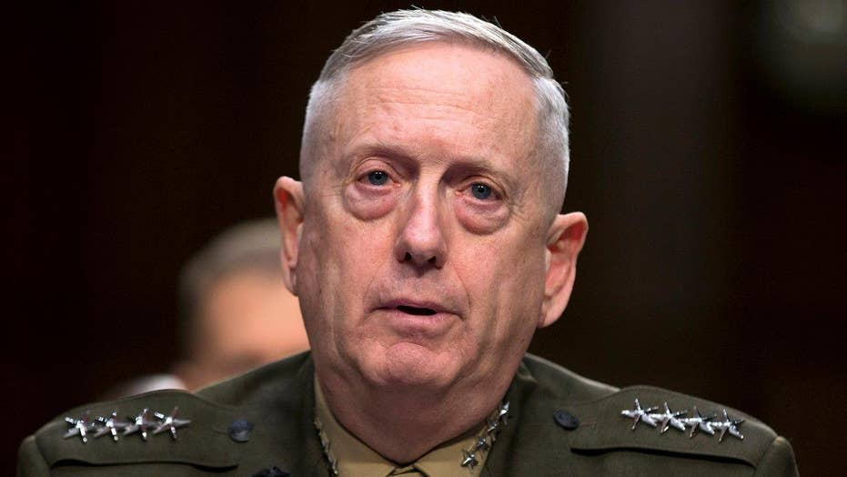 Trump to nominate General Mattis as defense secretary