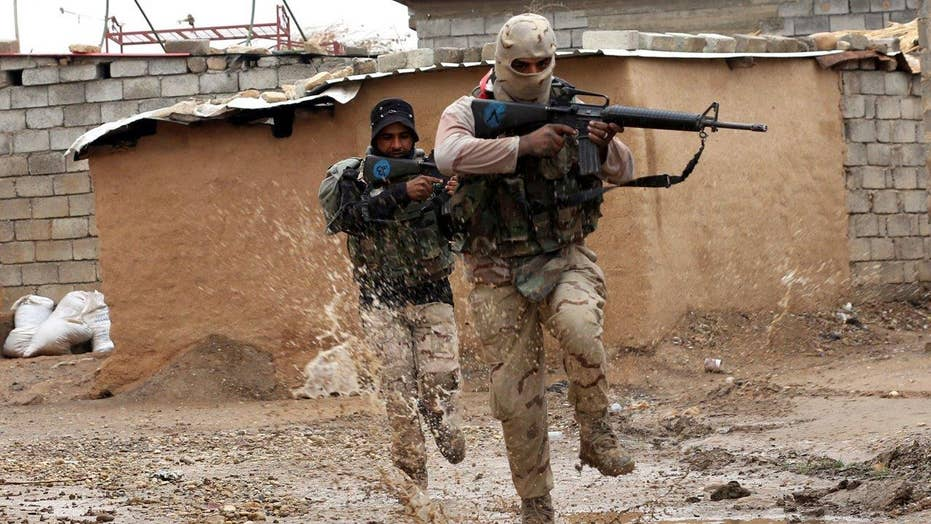Difficulties in retaking Mosul from ISIS control