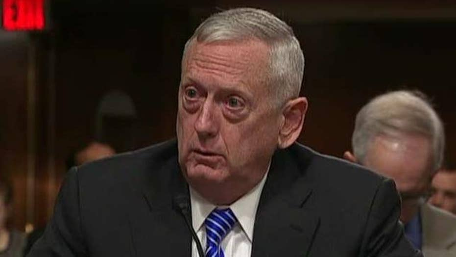 Peters: Why Mattis would be a great secretary of defense
