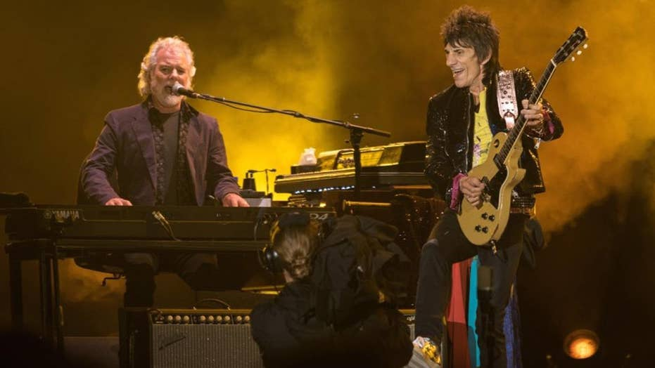 Chuck Leavell says new Stones album cooks