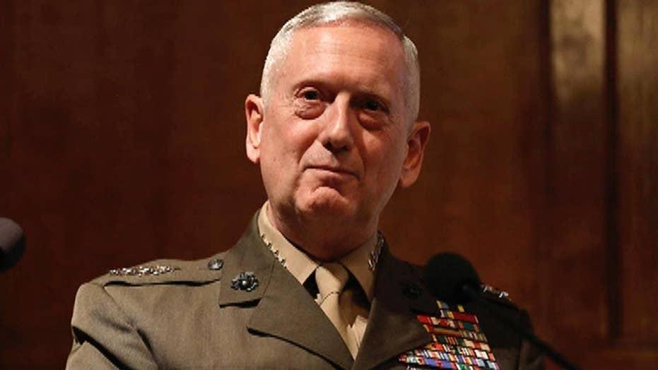 Donald Trump's pick for Secretary of Defense