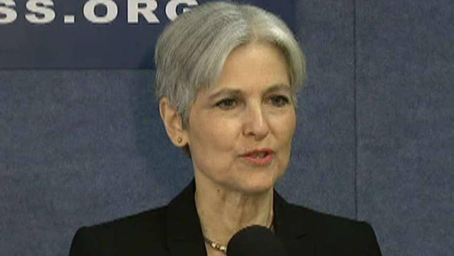Do Jill Stein's recount claims have merit?