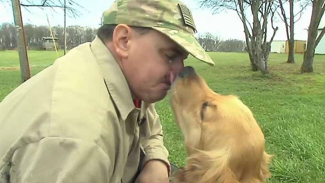 Power Player of the Week: Rick Yount is the founder of Warrior Canine Connection