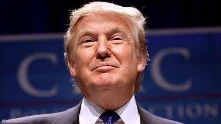 Trump's media-bashing is back
