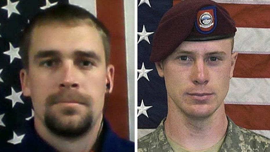 Bergdahl platoon leader blasts 'desperate' pardon plea
