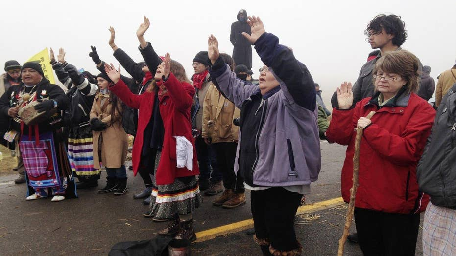 Feds deny permit for Dakota Access Pipeline