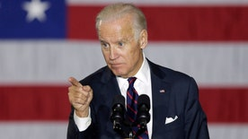The vice president hinted at a possible White House run