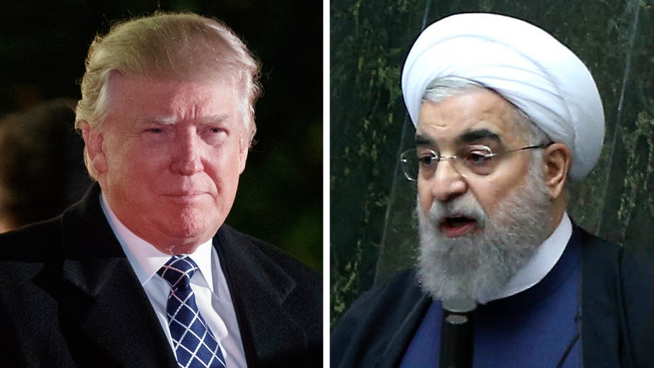 Iran vows not to let Trump destroy nuclear deal