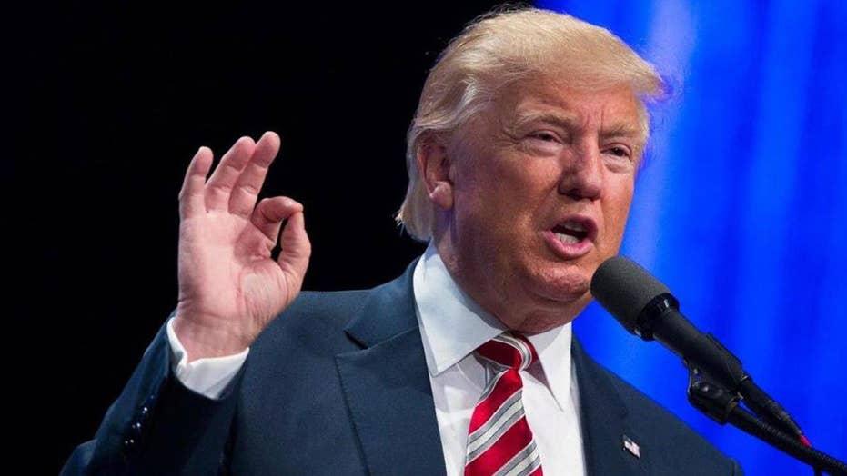 Donald Trump takes 'thank you' tour to North Carolina