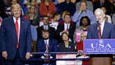 President-elect delivers remarks at 'thank you' rally in North Carolina