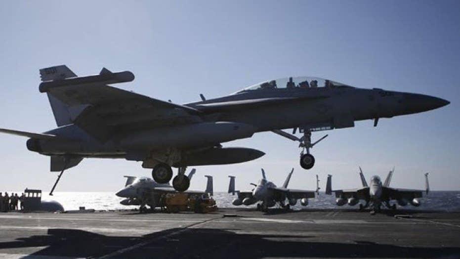 Marine Corps fighter jet crashes near Japan