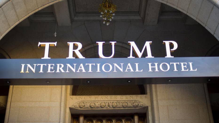 Trump hotels pose potential conflict of interest