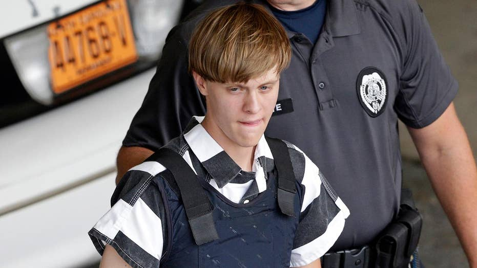 Dylann Roof's murder trial set to begin