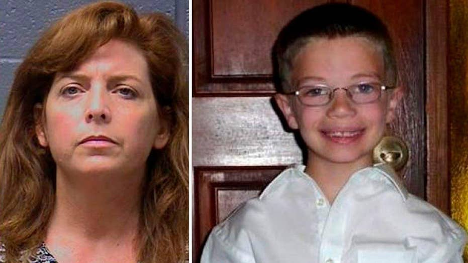 Stepmom of missing Oregon boy Kyron Horman charged with