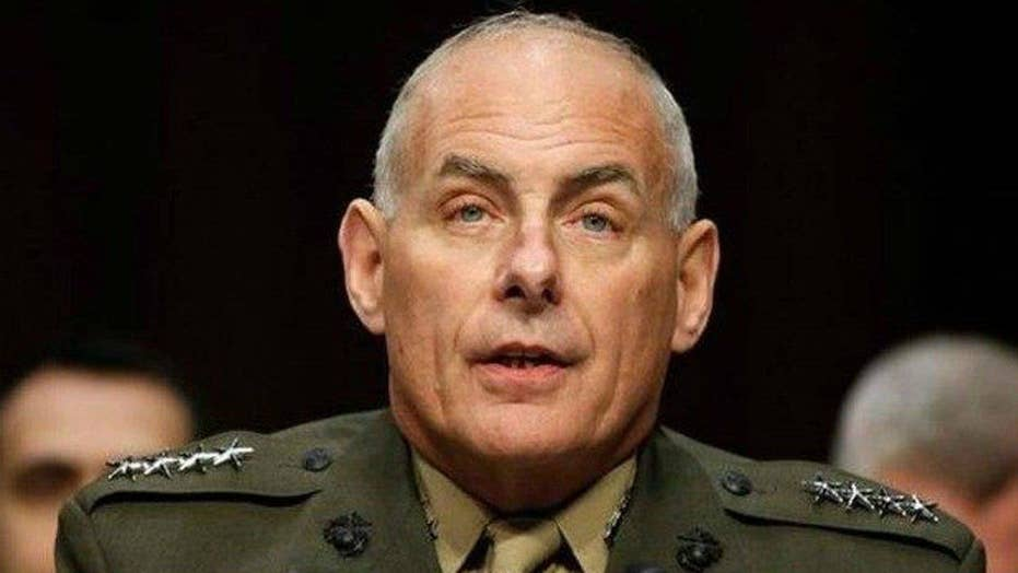 Donald Trump taps another general for his Cabinet