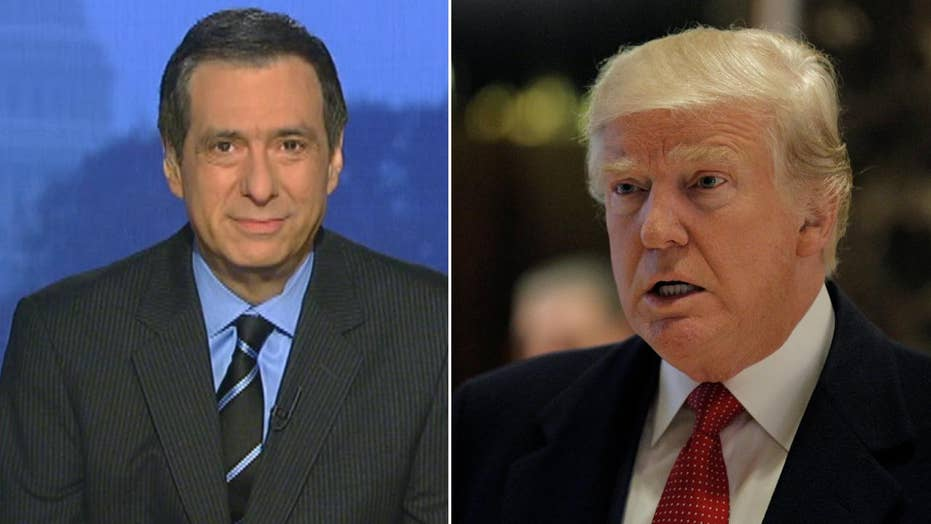Kurtz: Media giving random Trump-haters a platform