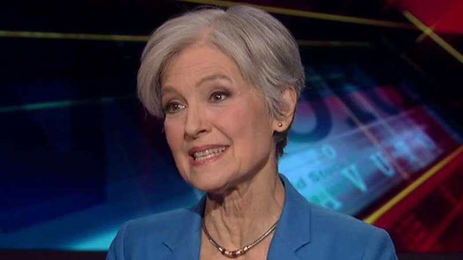Stein: People have 'incredible doubts' about the election