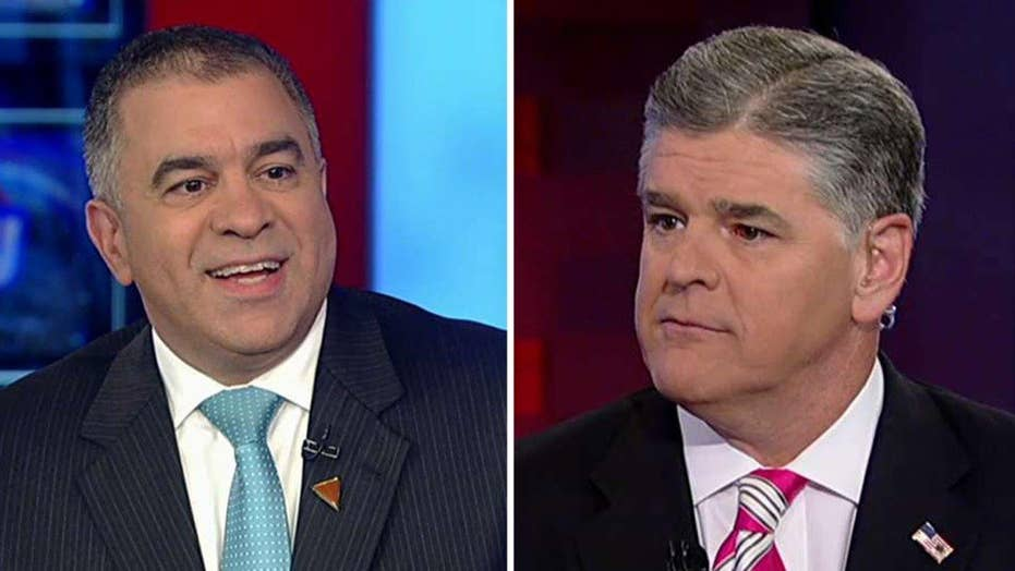 David Bossie: Trump is showing a willingness to listen