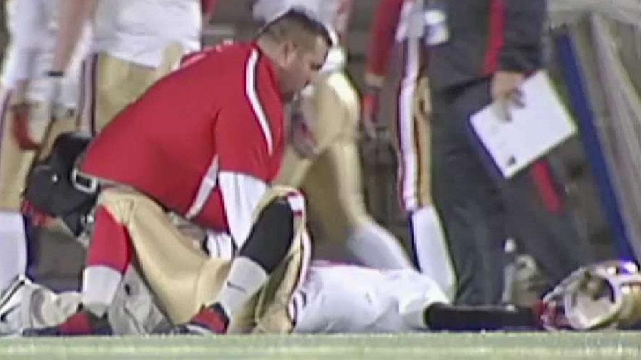 Should high schools drop football over concussion concerns?