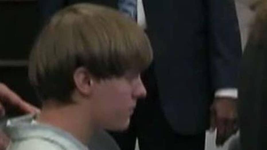 Testimony begins in Dylann Roof murder trial