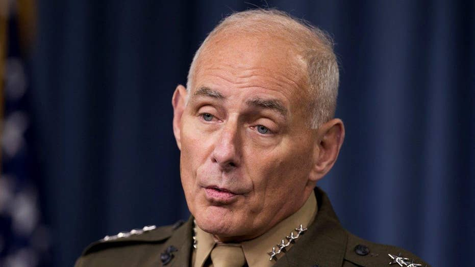 What does General Kelly bring to Cabinet position?