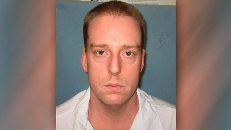 Alabama executes Ronald B. Smith by lethal injection