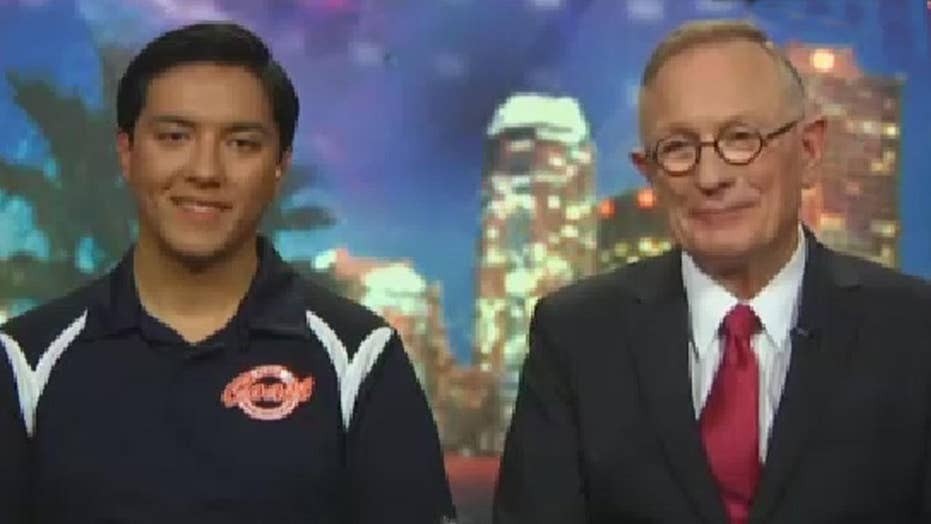 Student under fire for recording professor's anti-Trump rant