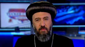 Bombing of cathedral that left 25 Coptic Christians dead is just latest illustration of the threats Christians increasingly face in the Middle East. Anba Angaelos, General Bishop of the Coptic Church, reflects on Christians' future in the region #Tucker