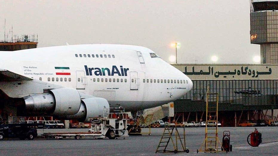 Boeing seals nearly $17 billion deal with Iran