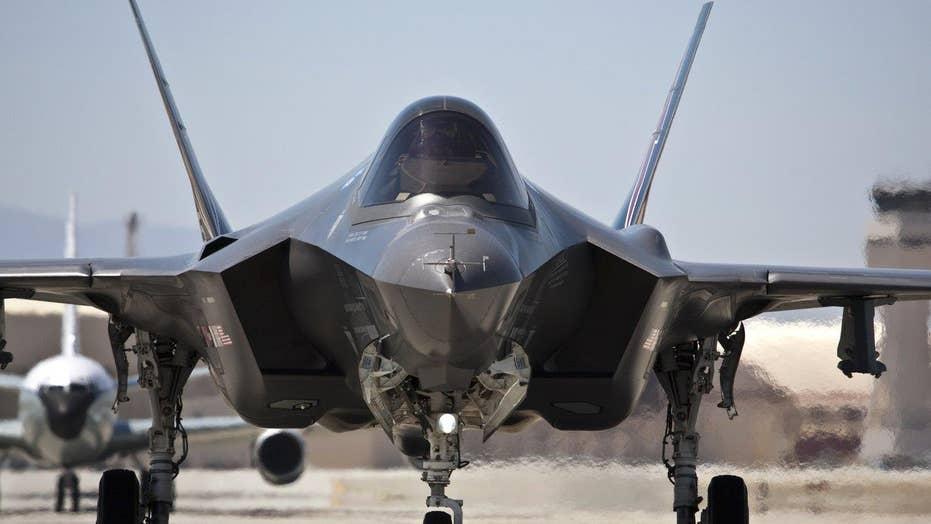 President-elect Trump slams cost of F-35 program
