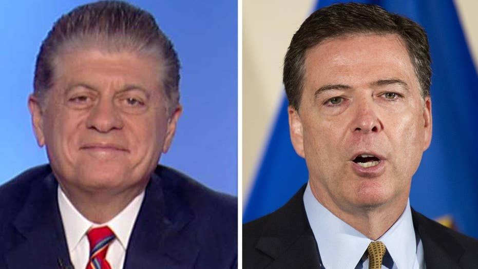 Judge Napolitano on why Comey should be investigated