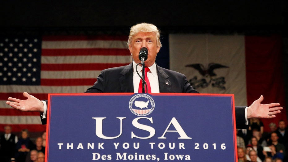 President-elect Trump dismisses CIA reports on Russian hack