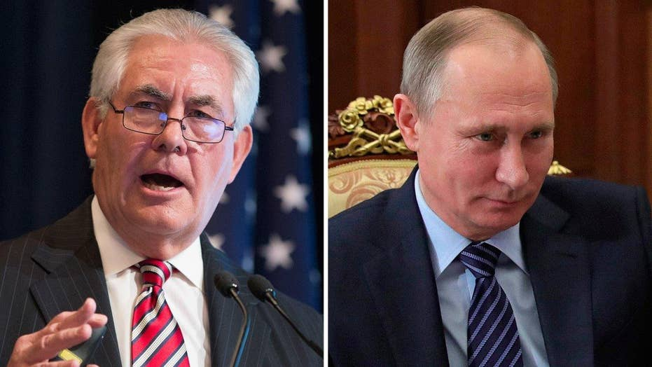 Rex Tillerson's ties to Moscow spark outrage in Congress