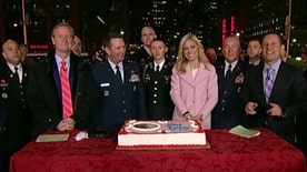 Military force was founded in 1636