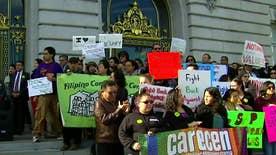 Claudia Cowan reports from San Francisco