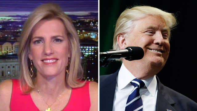 Ingraham: Trump wants to improve lives of everyday Americans