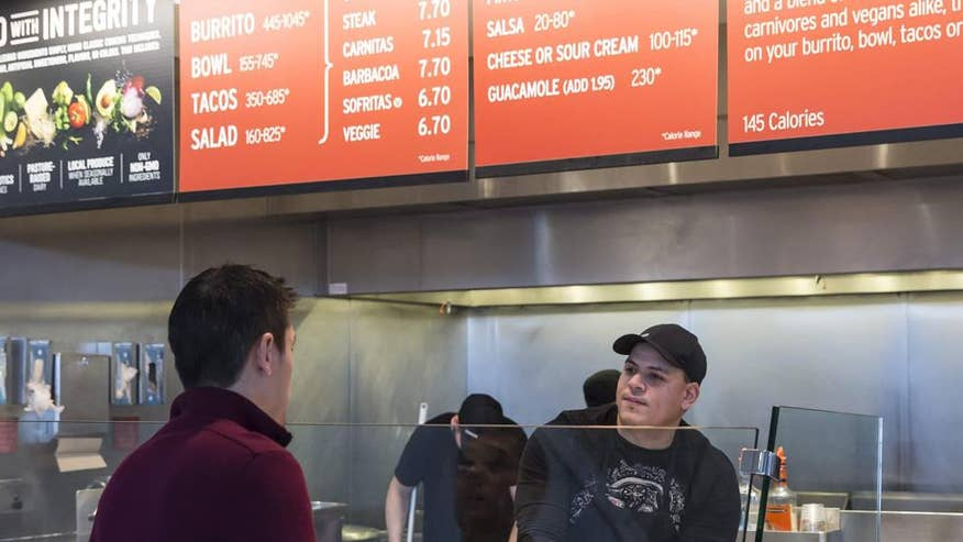 Fox Foodie: Luis Hernandez and Ashton Keefe discuss Chipotle's new burger venture, Coca-Cola's focus on foodies and the daughter of Gordon Ramsay branching out