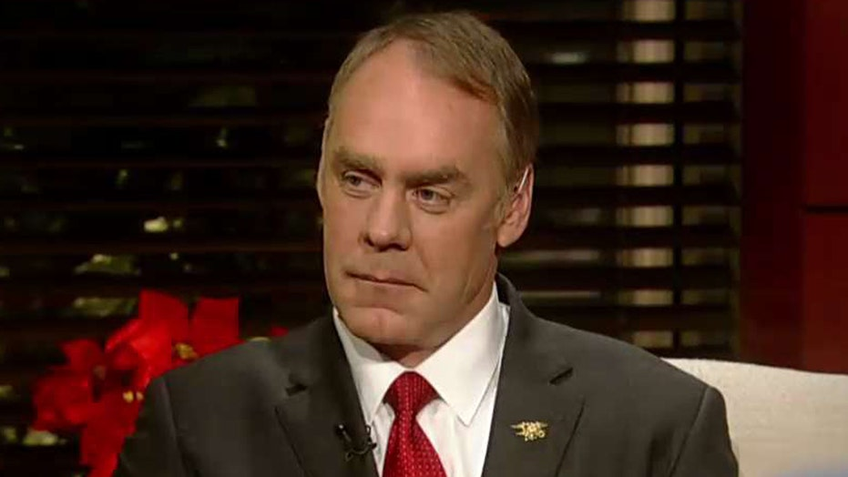 Rep. Zinke talks about meeting with President-elect Trump