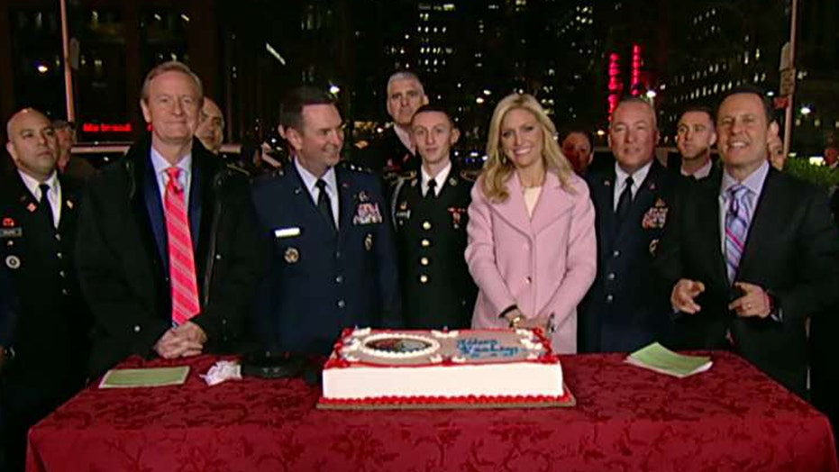 National Guard celebrates 380th birthday