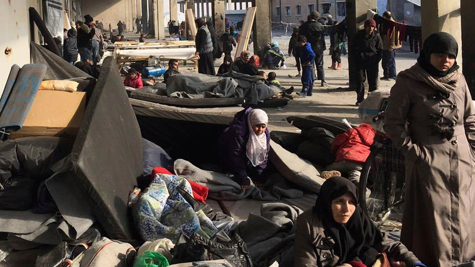 Mass atrocities reported against civilians in Aleppo