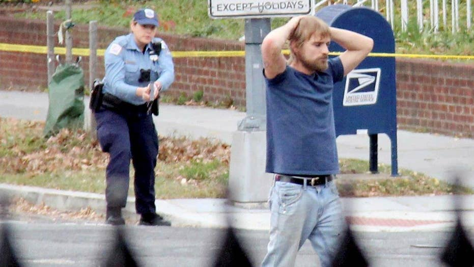 Pizza parlor gunman expected in court