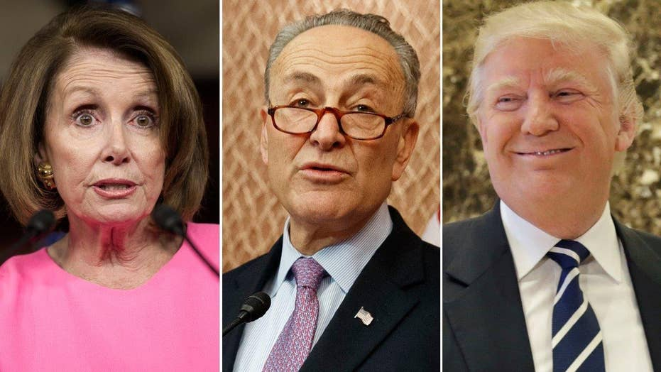 Report: Leaderless Democrats fear they could get steamrolled