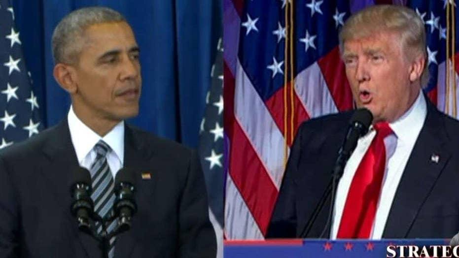 Should Obama have slammed Trump for missed briefings?