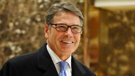 Energy Secretary Rick Perry: US modernizing nuclear arsenal 'as we speak'