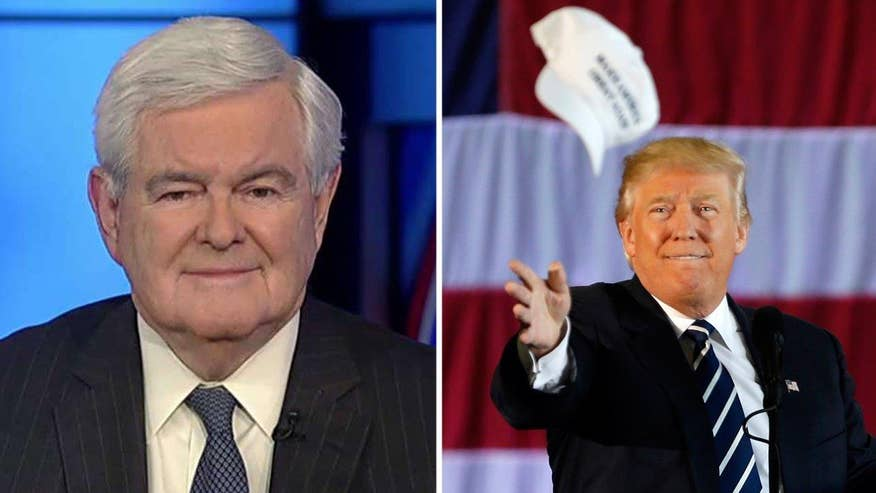 On 'Hannity,' former House speaker says the movement is a set of values, attitudes and practices that Trump has brought to American government and politics